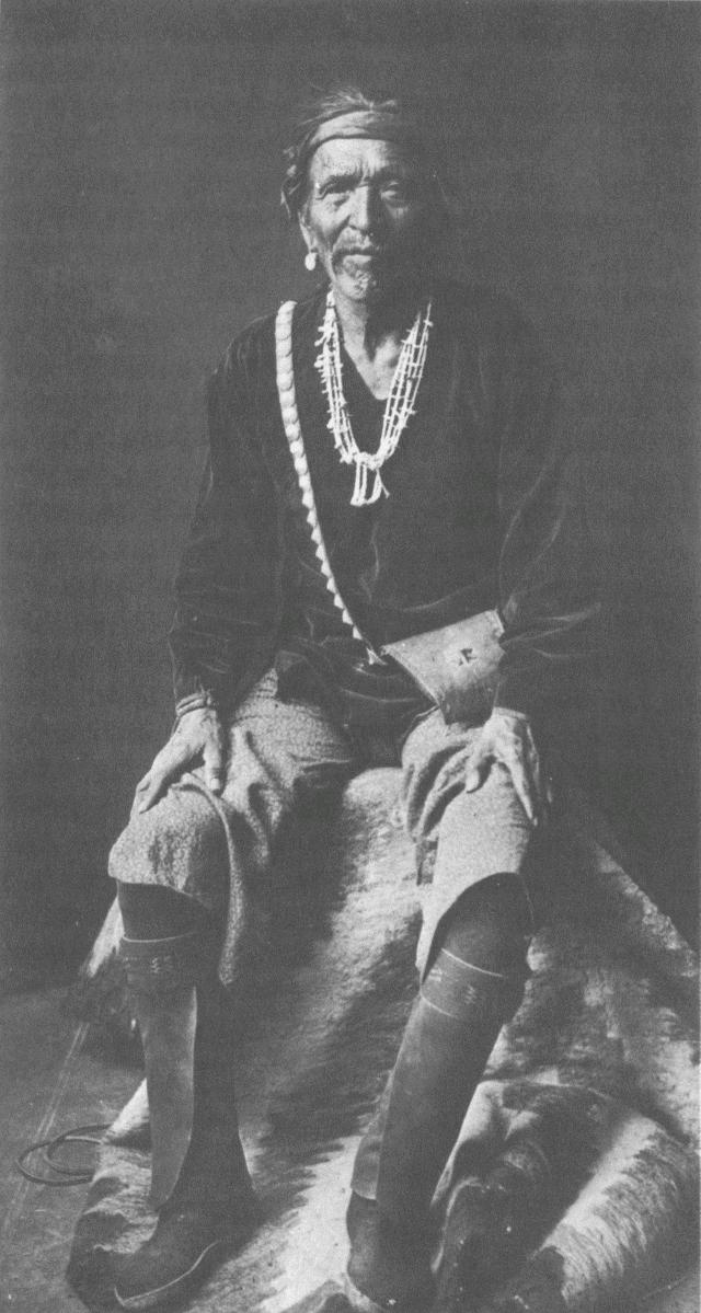 Hástin Yázhe (Navaho)