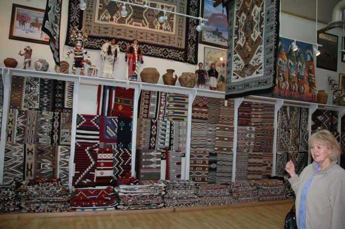 Richardson Trading Post Navajo Rugs 2
