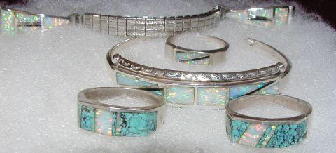 turquoise navajo jewelry